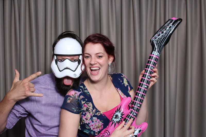 Engagement Photo Booth