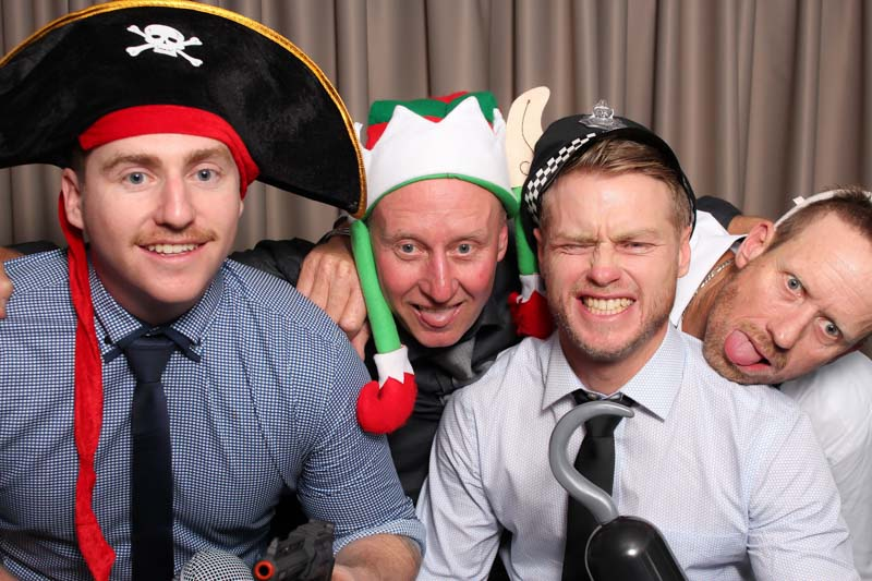New Years Eve Photo Booth Hire