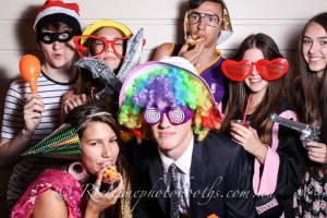 Lets just do it ... in the photo booth!