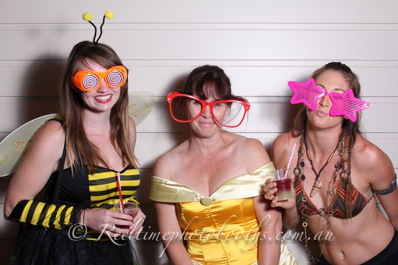 You can always play dress up in our photo booths