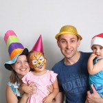 Christmas Photo Booths Hire