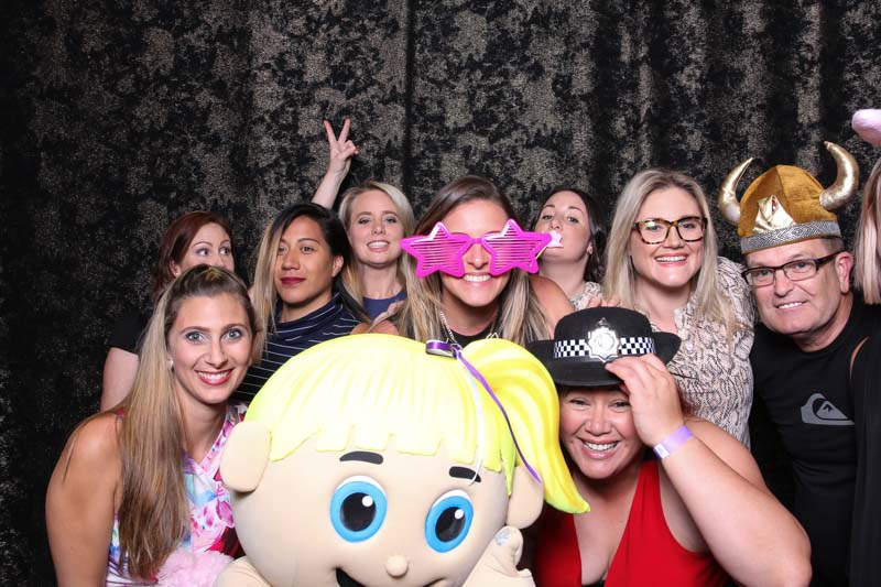 Surprise Photo Booth for hire :)