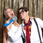 Hire a photo booth for your wedding at Mosmans Restaurant