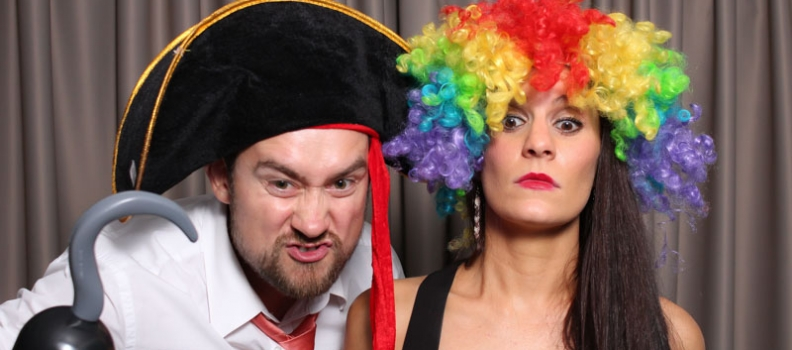 Photo booth hire in Perth for your 40th birthday party