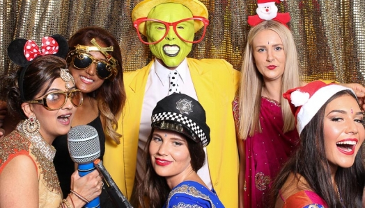 Discounted photo booth hire