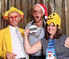 Wedding photo booth hire in York, WA