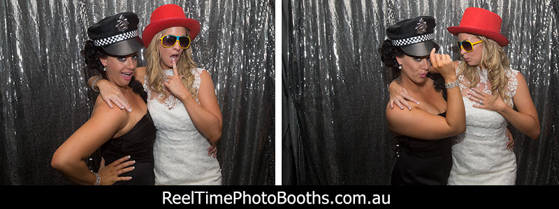 Have a Reel Time Photo Booth on Your Wedding Day – Perth or Margaret River