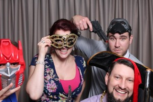18th Birthday Party Photo Booth hire