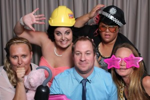 Corporate Party Reeltime Photobooths Hire in Perth