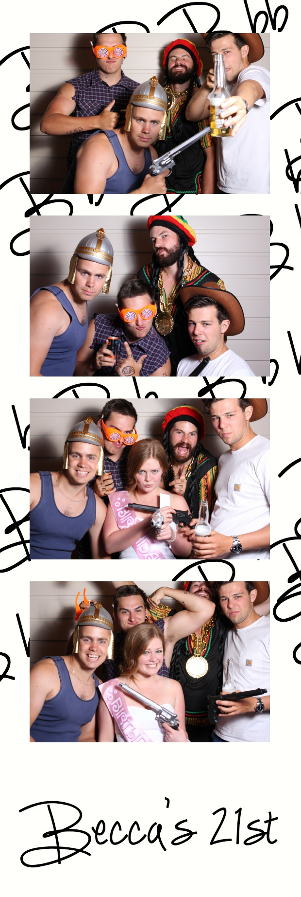 Hire Reeltime Photo Booth