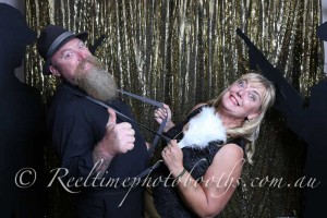 Engagement Party Photo Booth Hire in Perth