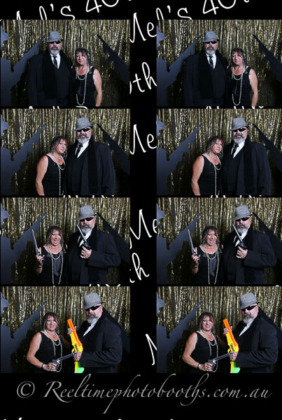 Photo Booth Strip - You get two Copies in our photo booth!