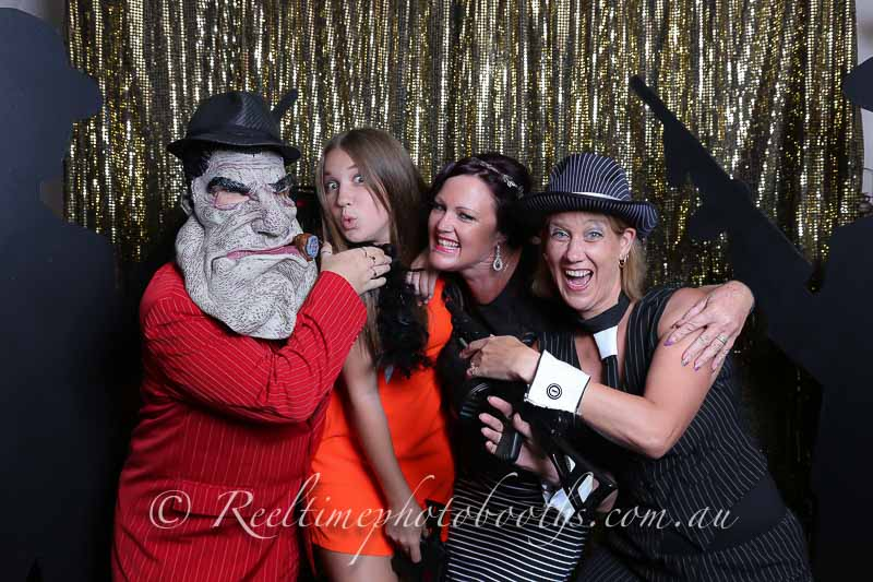 50th Birthday party photo booth hire