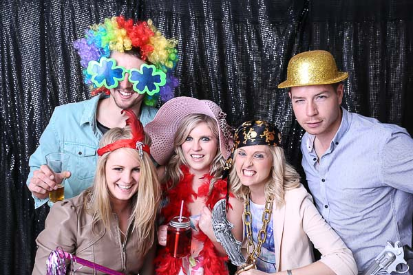 30th Birthday Photo Booth hire in Perth