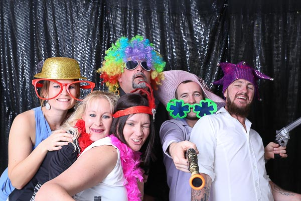 Photo booth hire for your 30th Birthday party