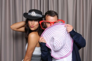 Reeltime Photo Booth hire Valentines Party