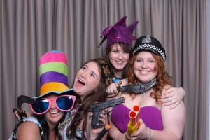 Hire Reeltime Photo Booth Valentines Party