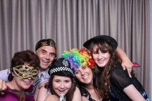 Australia Day photo booth hire