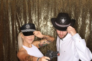 Hire for Wedding Reeltime Photo Booths