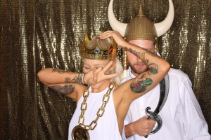 Hire Reeltime Photo Booths for Wedding