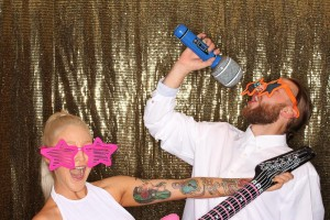 Reeltime Photo Booths Hire for Wedding