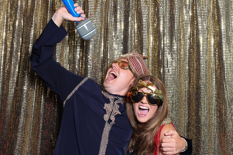 Hire a photo booth for your wedding at Mosman's Restaurant