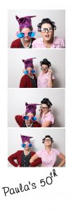 50th Photo Booth Hire