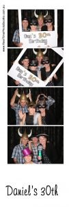 30th Photo Booth Hire