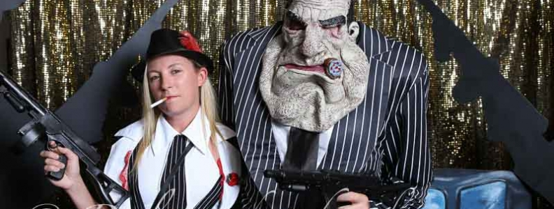 Engagement Photo Booth For Hire In Perth