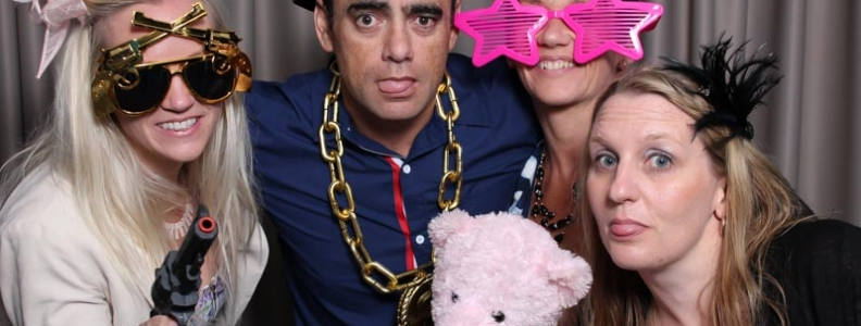 Corporate Photo Booth For Hire In Perth