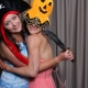 Hire a photo booth and celebrate an 18th birthday in Perth